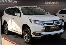 Mẫu Mitsubishi Pajero Sport đang được một số đại lý ưu đãi mạnh nhất lên đến 200 triệu đồng. Ảnh: Tuấn Khanh