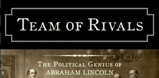 Team of Rivals: The Political Genius of Abraham Lincoln – Tác giả Doris Kearns Goodwin